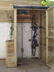 Cool Small Storage Shed Ideas For Garden 10