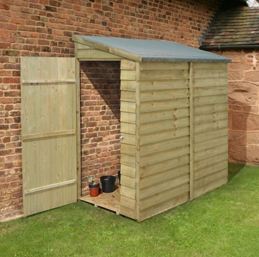 Cool Small Storage Shed Ideas For Garden 16