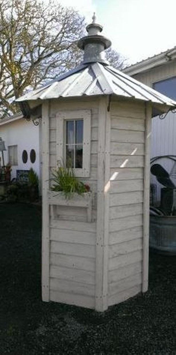 Cool Small Storage Shed Ideas For Garden 19