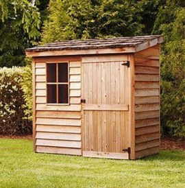 Cool Small Storage Shed Ideas For Garden 24