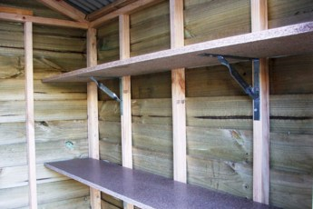 Cool Small Storage Shed Ideas For Garden 50