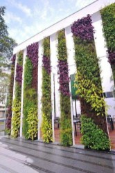 Cute Garden Fences Walls Ideas 34