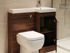 Elegant Bathroom Makeovers Ideas For Small Space 04
