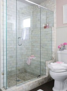 Elegant Bathroom Makeovers Ideas For Small Space 13