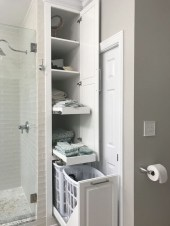 Elegant Bathroom Makeovers Ideas For Small Space 17