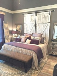 Elegant Farmhouse Decor Ideas For Bedroom 30