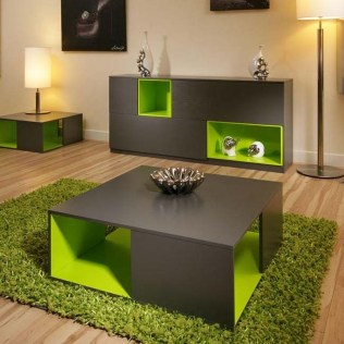 Enchanting Living Rooms Ideas With Combinations Of Grey Green 02