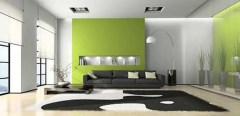 Enchanting Living Rooms Ideas With Combinations Of Grey Green 52