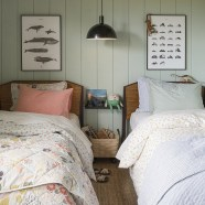 Inspiring Shared Kids Room Design Ideas 22