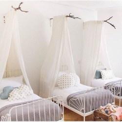Inspiring Shared Kids Room Design Ideas 32