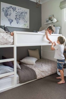 Inspiring Shared Kids Room Design Ideas 53