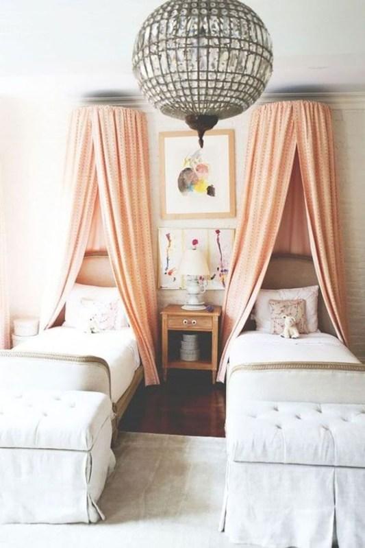Inspiring Shared Kids Room Design Ideas 55