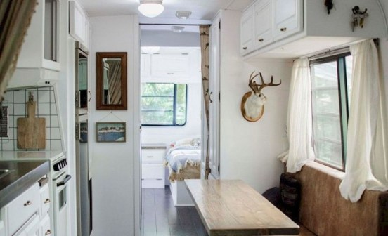 Latest Rv Hacks Makeover Table Ideas On A Budget 30