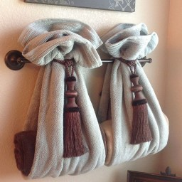 Luxury Towel Storage Ideas For Bathroom 36