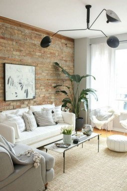 Magnificient Living Room Decor Ideas For Your Apartment 34