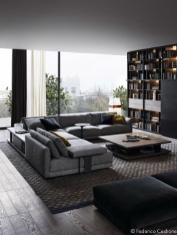 Minimalist Living Room Design Ideas 46