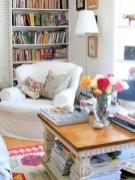 Modern Vibrant Rooms Reading Ideas 06