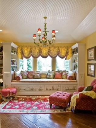 Modern Vibrant Rooms Reading Ideas 11