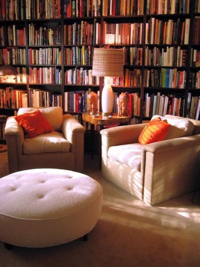 Modern Vibrant Rooms Reading Ideas 20