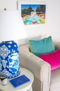 Modern Vibrant Rooms Reading Ideas 49