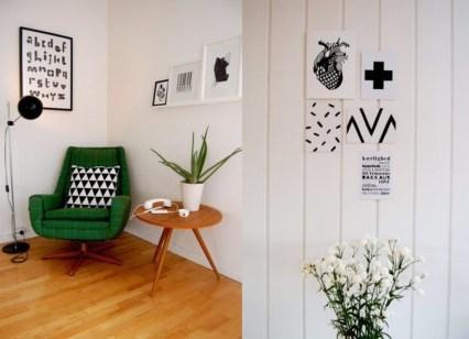 Modern Vibrant Rooms Reading Ideas 50
