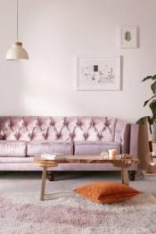 Popular Velvet Sofa Designs Ideas For Living Room 08