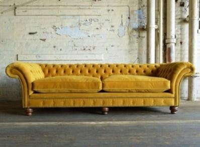 Popular Velvet Sofa Designs Ideas For Living Room 25