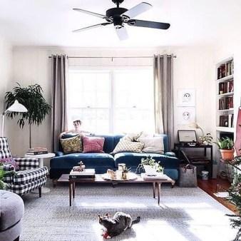 Popular Velvet Sofa Designs Ideas For Living Room 29