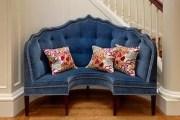 Popular Velvet Sofa Designs Ideas For Living Room 32