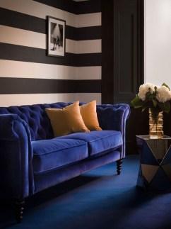 Popular Velvet Sofa Designs Ideas For Living Room 48