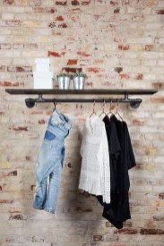 Stunning Clothes Rail Designs Ideas 03