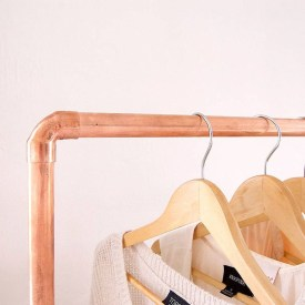 Stunning Clothes Rail Designs Ideas 04