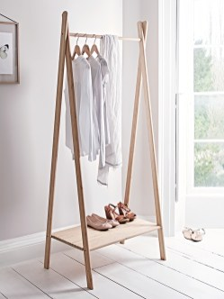 Stunning Clothes Rail Designs Ideas 09