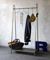 Stunning Clothes Rail Designs Ideas 43