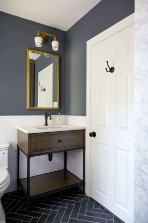 Unusual Small Bathroom Design Ideas 45