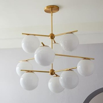 Attractive Diy Chandelier Designs Ideas 07