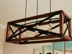 Attractive Diy Chandelier Designs Ideas 12
