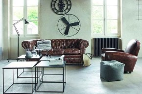 Catchy Living Room Designs Ideas With Bold Black Furniture 23