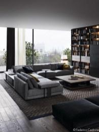 Charming Living Room Design Ideas 41