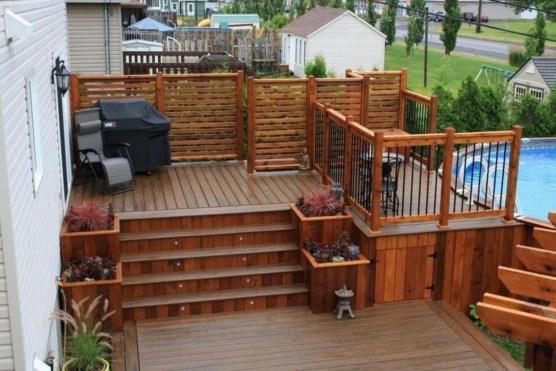 Comfy Porch Design Ideas For Backyard 23