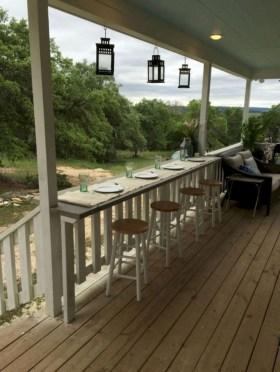 Comfy Porch Design Ideas For Backyard 30
