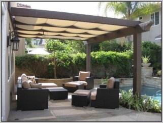 Comfy Porch Design Ideas For Backyard 33