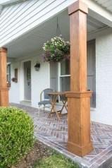 Comfy Porch Design Ideas For Backyard 45