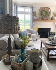 Cool Traditional Farmhouse Decor Ideas For House 03