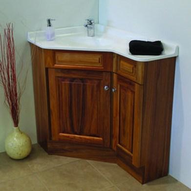 Cozy Small Bathroom Ideas With Wooden Decor 42