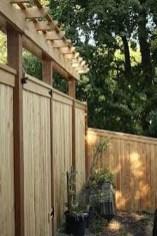Cute Garden Fences Walls Ideas 19