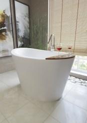 Elegant Bathtub Design Ideas 14
