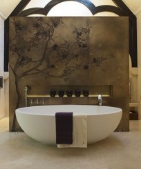 Elegant Bathtub Design Ideas 17