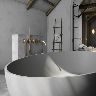 Elegant Bathtub Design Ideas 20