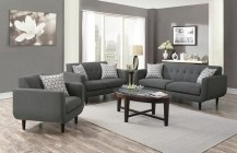 Enchanting Living Rooms Ideas With Combinations Of Grey Green 12